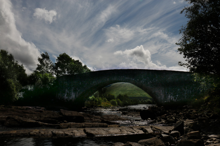 Bridge of Orchy, Schottland