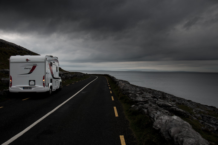 Black Head, Irland