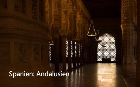Spanien: Andalusien