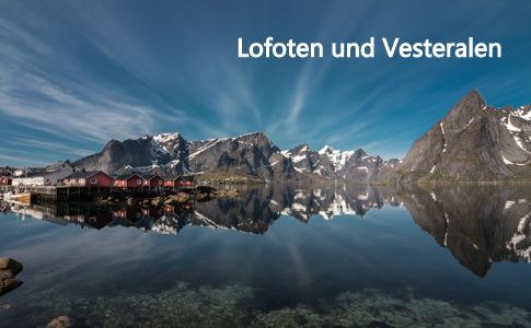 Norwegen: Lofoten und Vesteralen